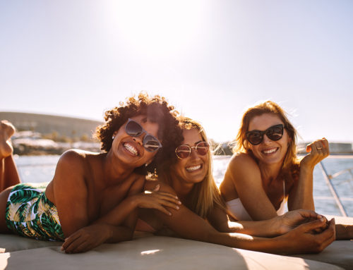 Save the Sunscreen! Let Summertime Sunshine Lift Your Spirits
