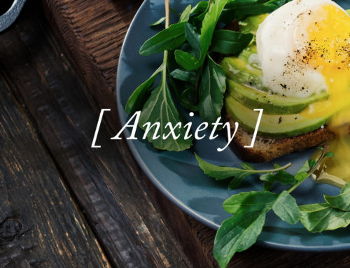 Anxiety: How Food Affects Mood